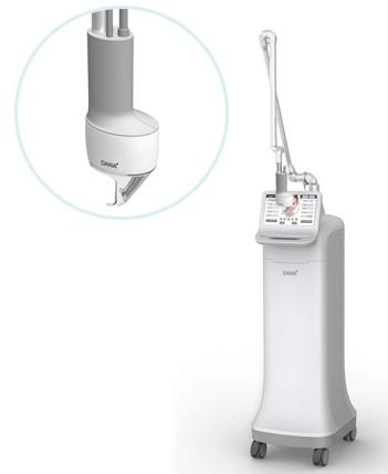 лазер для шлифовка рубцов